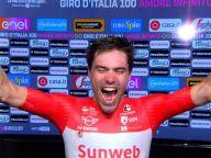 Dumoulin schrijft historie met eindzege in Giro